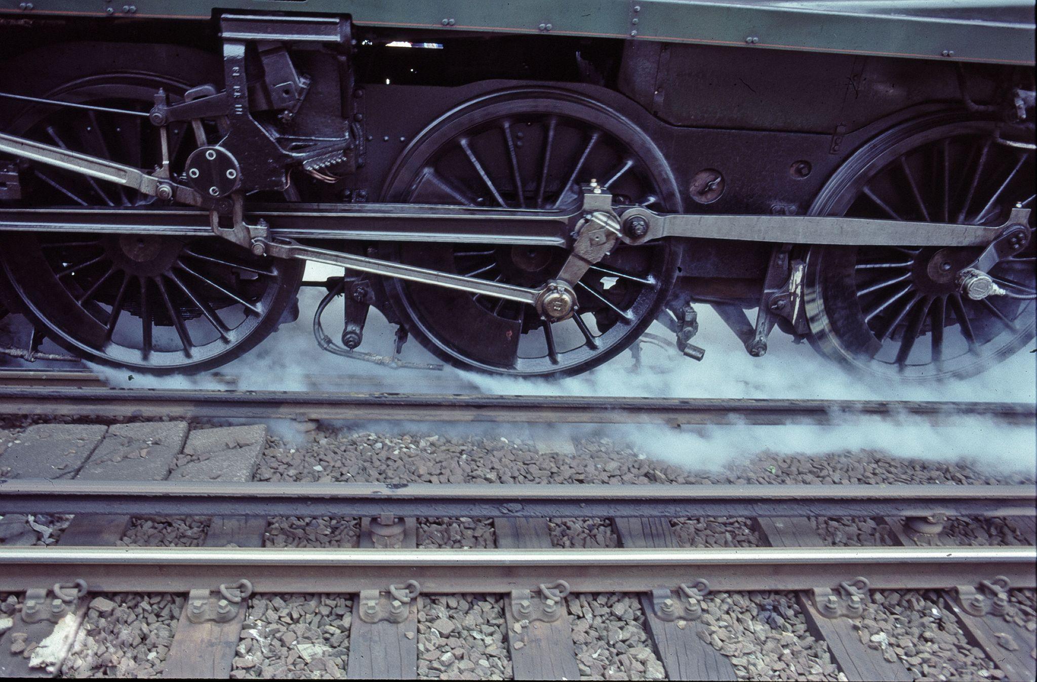 Erewash Borough Council – Steam returns to Ilkeston